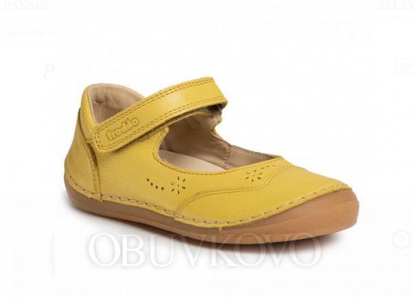 Barefoot dievčenské baleríny FRODDO G2140046-3