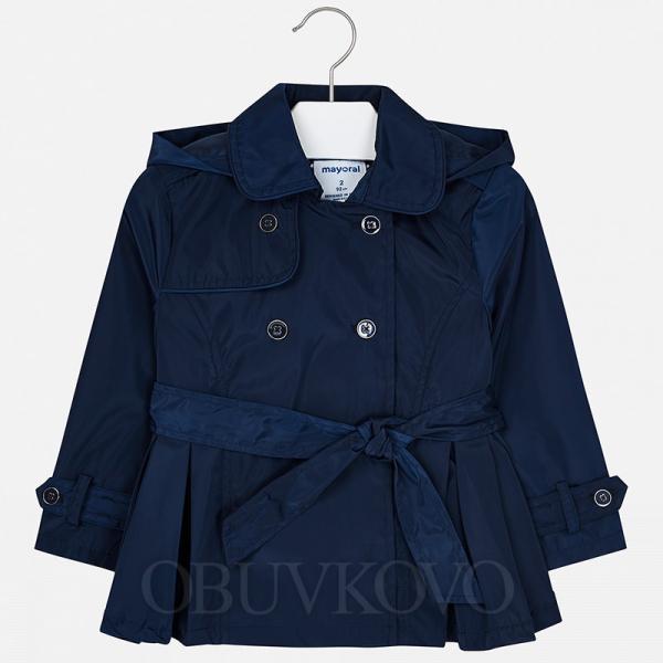 MAYORAL dievčenský prechodný plášť 3474-089