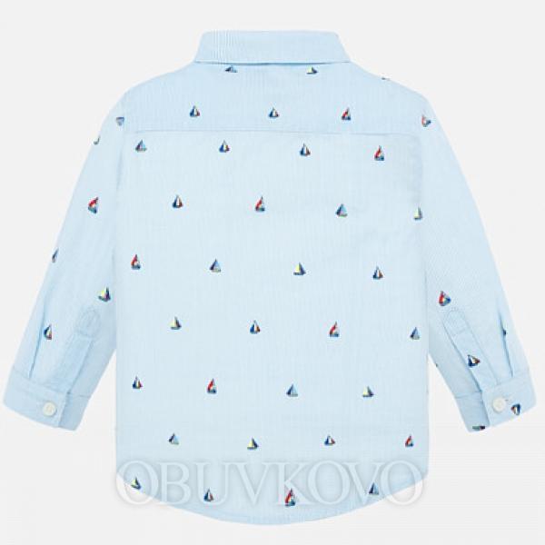MAYORAL chlapčenská košeľa 1166-037