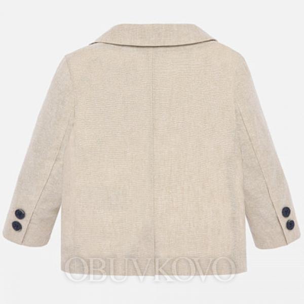 MAYORAL chlapčenské sako kabátik 1453-028