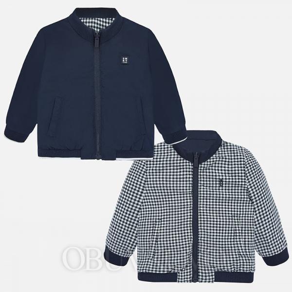 MAYORAL chlapčenský obojstranný kabát 1461-050