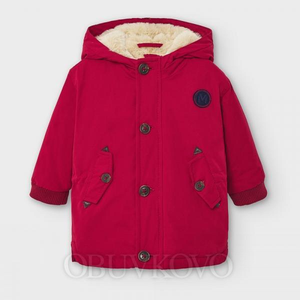MAYORAL predĺžený zimný kabát 2481-058
