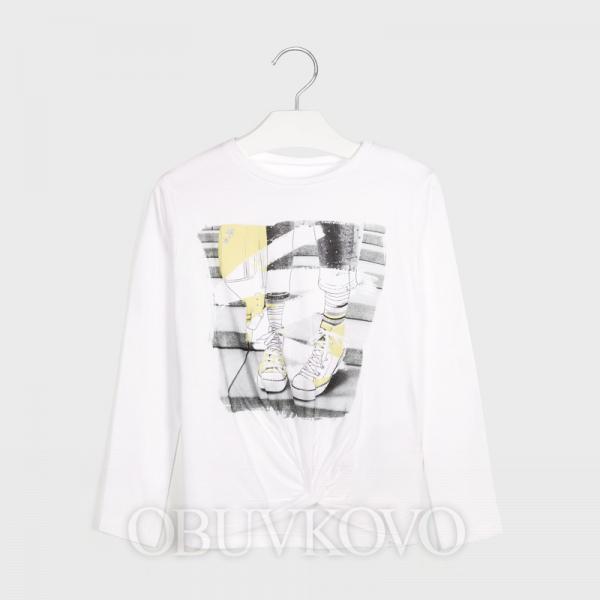MAYORAL dlhorukávové tričko 7078-022