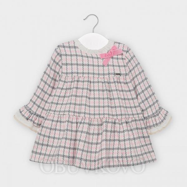 MAYORAL dievčenské šaty 2953-065  rosa