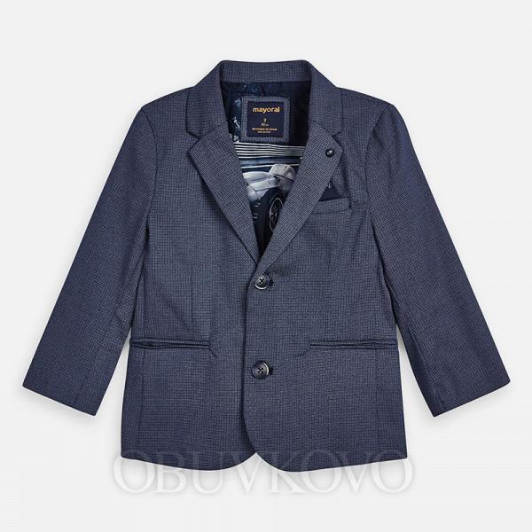 MAYORAL chlapčenské sako kabátik 3444-060