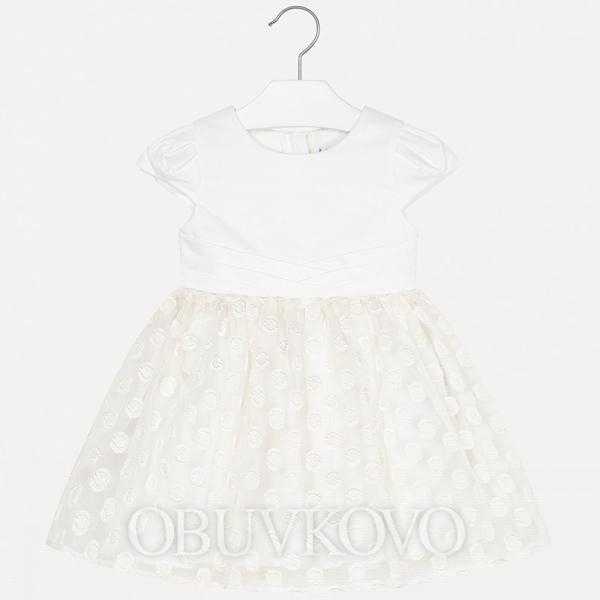 MAYORAL dievčenské šaty 3923-014