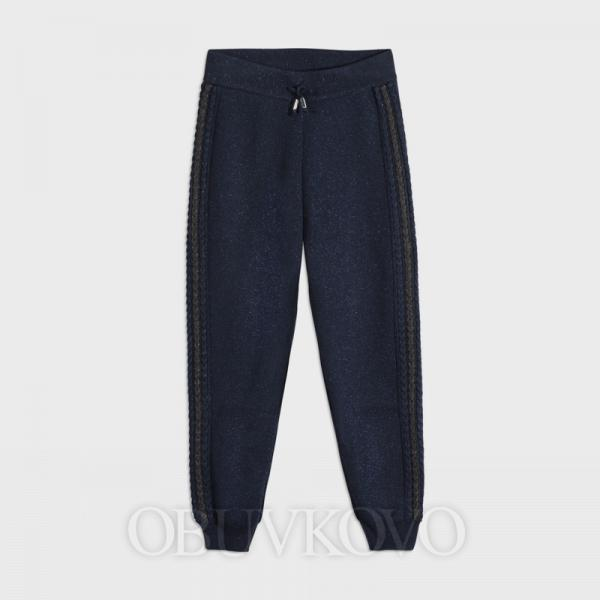 MAYORAL dievčenské športové nohavice tepláky 7541-077 navy