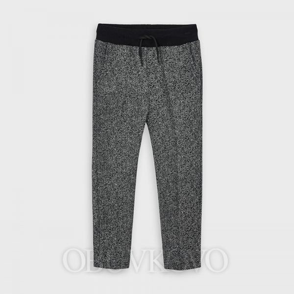 MAYORAL športové nohavice na gumičku 4532-030 grey