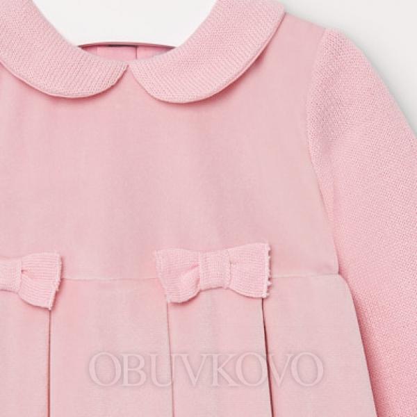 MAYORAL dievčenské šaty 2944-063 rosa