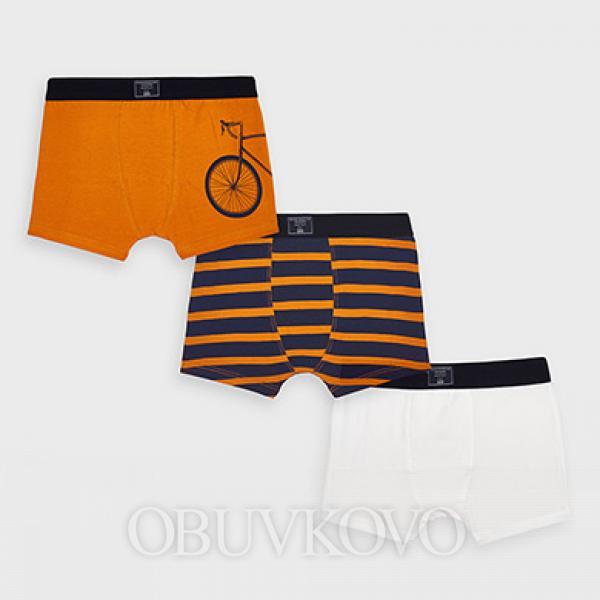 Mayoral spodné prádlo - boxerky 3ks  10855-086