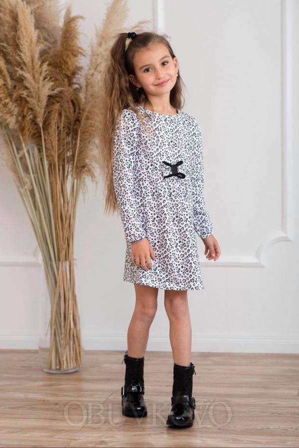 Dievčenské srdiečkové šaty