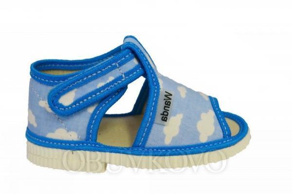 Chlapčenské papuče WANDA MATEO