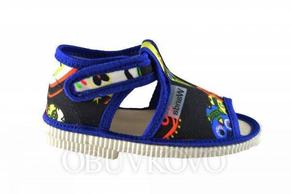Chlapčenské papuče WANDA PATRIK