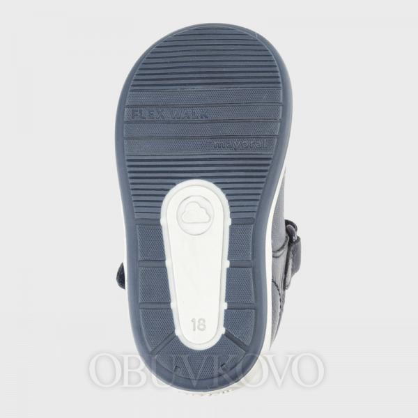Barefoot dievčenské baleríny MAYORAL 42110-026 navy