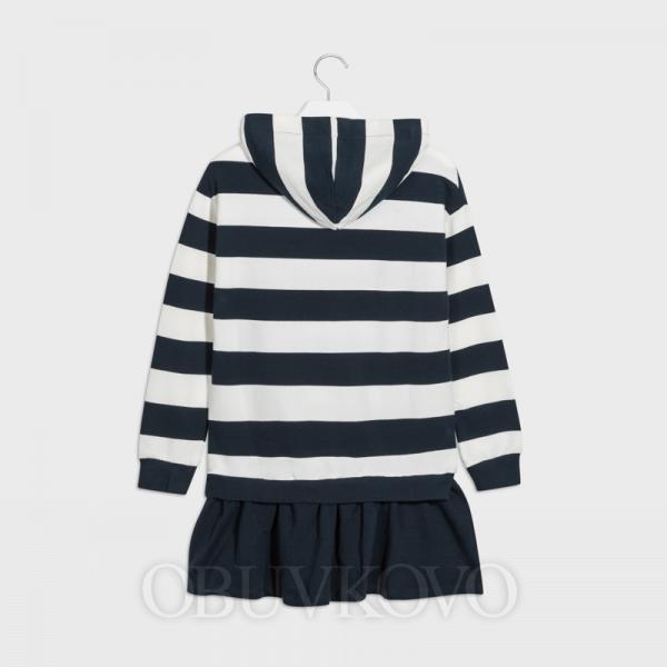 MAYORAL dievčenské šaty tunika 7976-013 navy