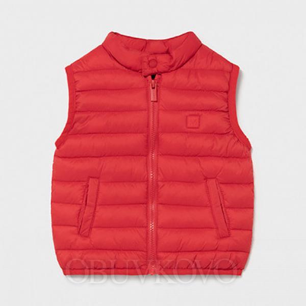 MAYORAL chlapčenská vesta 1342-081 red