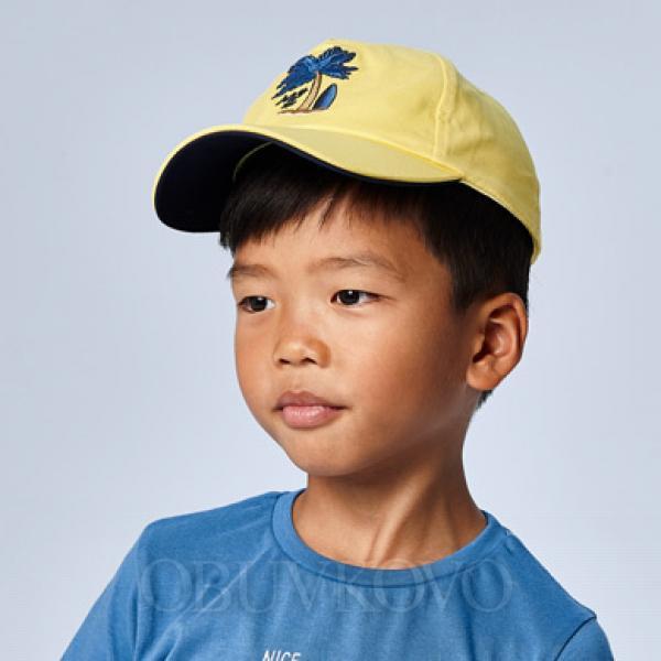 MAYORAL chlapčenská šiltovka 10064-049 banana
