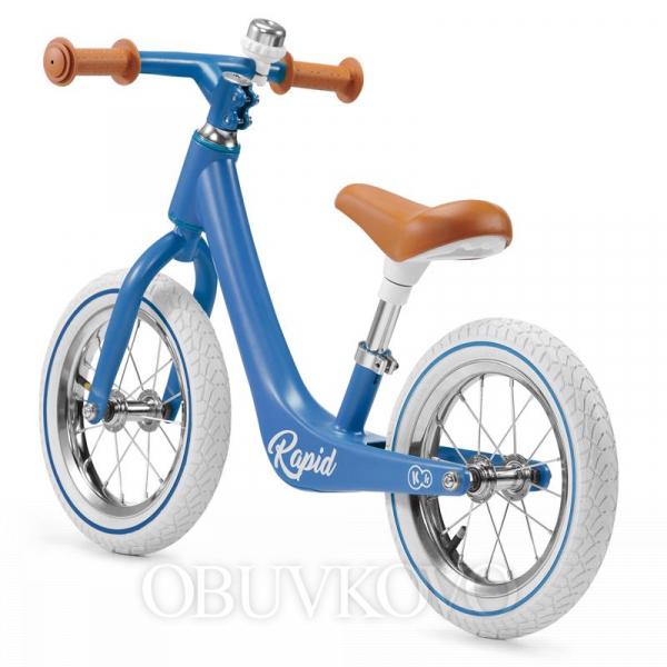 Detské KINDERKRAFT odrážadlo Rapid Blue Sapphire