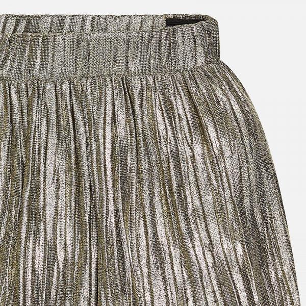MAYORAL  dievčenská  sukňa 7915-047 bronze