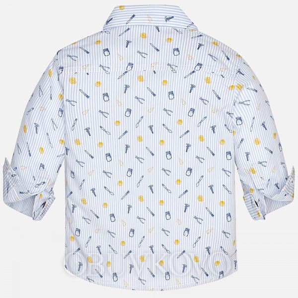 MAYORAL chlapčenská košeľa 1174-076 sun