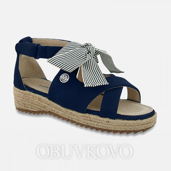 MAYORAL dievčenské sandále 435895+45895-048 Ocean