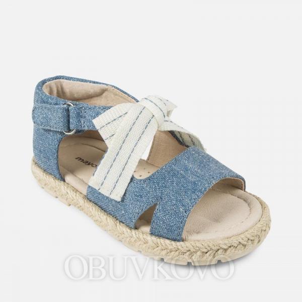 MAYORAL dievčenské sandále 41874-004 Jeans