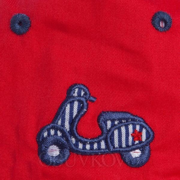 MAYORAL chlapčenská šiltovka 9736-011 red