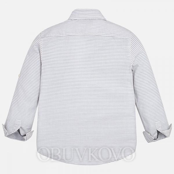 MAYORAL chlapčenské košeľa 6164-072 rayas